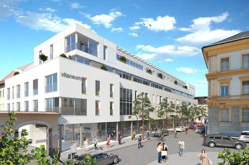 VITANEUM - Sensationelles Penthouse über 2 Geschoße mit 119 m² Terrasse
