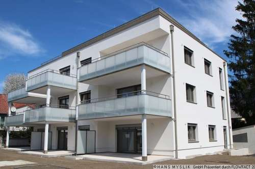Josefiau / Salzachnähe: Barrierefreie Altersvorsorge in charmanter Stadt-Villa