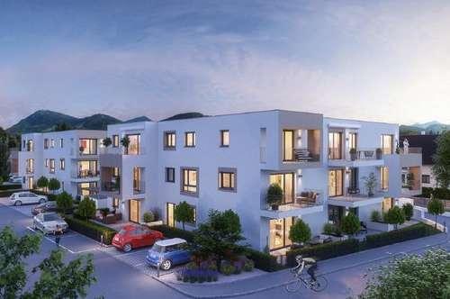 Sonnenlage Rif: 3 Zi. Wohnung mit Süd-Balkon in Aussichslage
