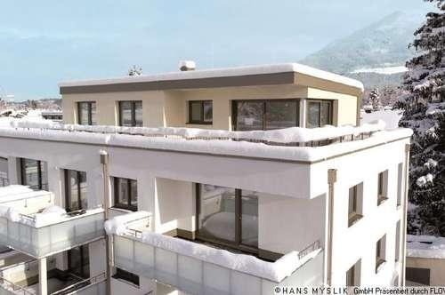Egger-Lienz-Gasse: 3-Zi.-Wohnung mit 18m² XL-Balkon und Untersbergblick