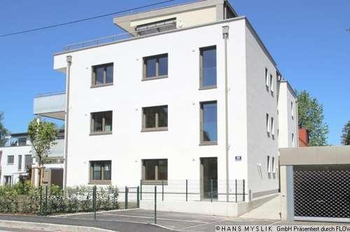 EGGER-LIENZ-GASSE: 3 Zimmer Neubau Whg. für Ihren Alterswohnsitz!