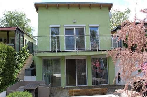 Traumhaft gelegenes Einfamilienhaus im Erholungsgebiet - direkter Seezugang!
