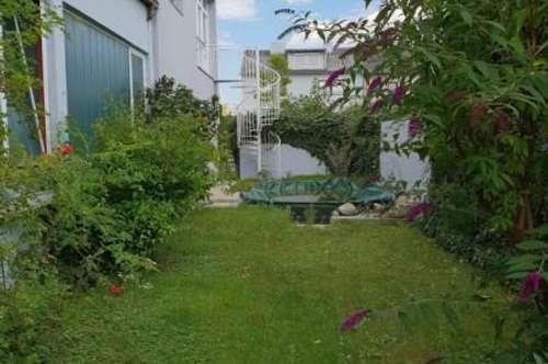 Eigentumswohnung - alleinige Gartenbenützung - Pool