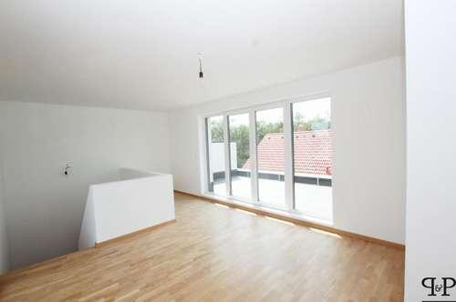 PAUL & Partner: PROVISIONSFREI & unbefristeter Mietvertrag: Reihenhaus mit 2 Dachterrassen; TOP Aussicht - Keller - Solaranlage - elektr. Jalousien, uvm.