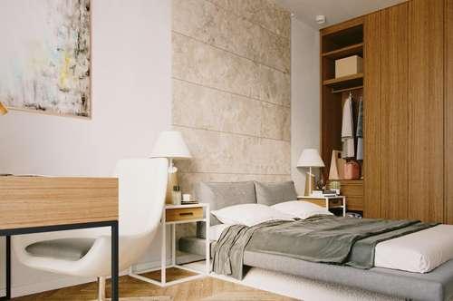 Erstbezugs-Mietwohnungen mit Loggia und Garten - PROVISIONSFREI!!!
