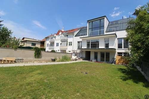 Herrliche, neu erbaute Maisonette Wohnung mit Terrasse und Galerie für besondere Ansprüche in Unterlaa