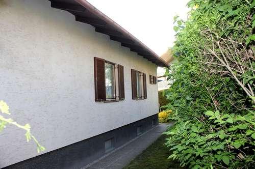 Paul & Partner: Bungalow direkt im Ortskern von Bisamberg unmittelbar in der Nähe des Schlosses