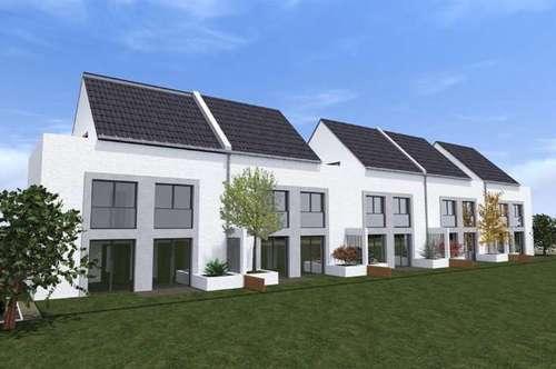 >>> Exklusive Reihenhäuser mit Dachterrasse; TOP Aussicht - großer Garten, uvm.