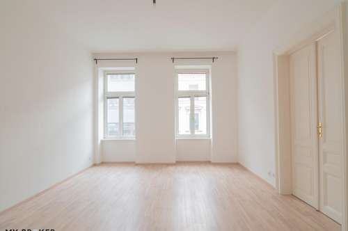 Unbefristete 3 Zimmer Wohnung in guter Lage