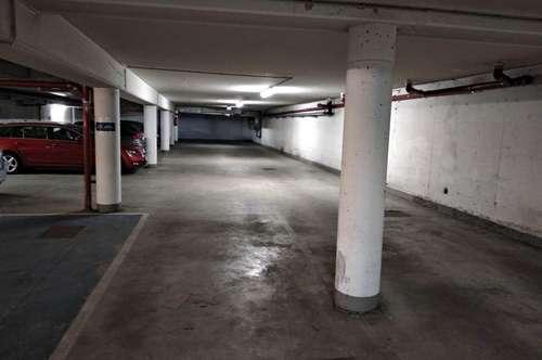 Garagenplätze bei Mariahilferstraße