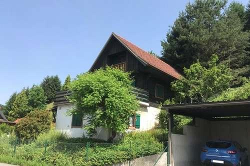 Ferienhaus in perfekter Ruhelage - Nähe Deutschlandsberg - Weststeiermark