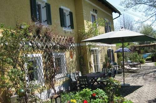 Südsteiermark - Ruhelage mit stilvoll renoviertem Wohnhaus - Nähe Kitzeck