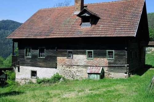 Für Liebhaber: Altes Bauernhaus zum Abtragen OHNE Grund! 8121 Prenning