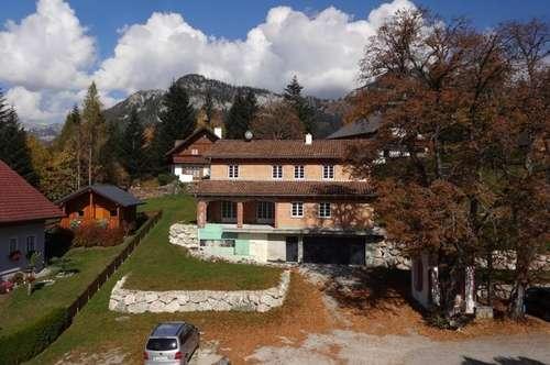 Einfamilienhaus in sonniger Aussichtslage mit Grimmingblick in Wörschachwald