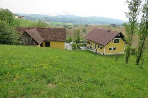 Versteigerung einer gepflegten Landwirtschaft in schöner Lage - südliche Steiermark