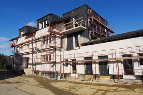 Umweltfreundliche Eigentumswohnungen in Frauental - Bezirk Deutschlandsberg