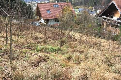 Baugrund in erhöhter Aussichtslage in Weißenbach bei Liezen