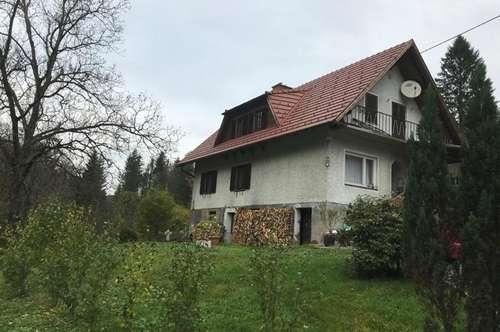 Wohnhaus für zwei Familien - Ruhe und Alleinlage - Nähe Oberhaag