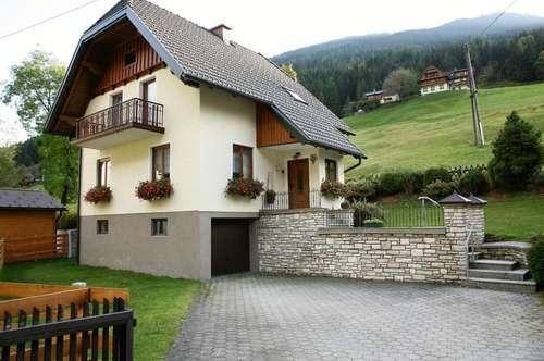 Einfamilienhaus in der Großsölk im Ortsteil Fleiß