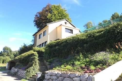Sehr gepflegtes Einfamilienhaus in Leoben - Stadtnähe!