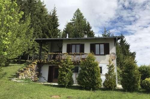 Alm- Ferien- Wochenendhaus, St. Bartlmä - Nähe Eibiswald
