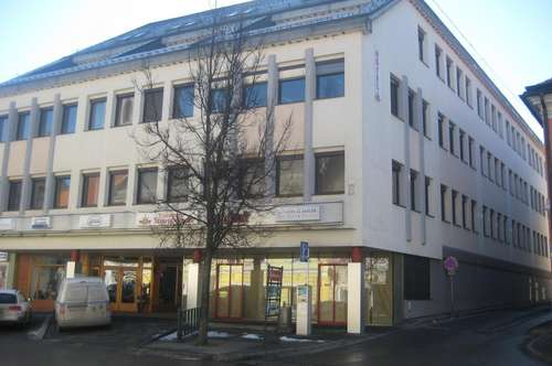 Attraktive Büro- oder Ordinationsräume direkt im Zentrum von Judenburg
