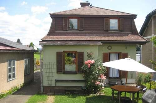 Klein, aber oho! Häuschen mit Garten und Nebengebäude in 8723 Kobenz-Knittelfeld