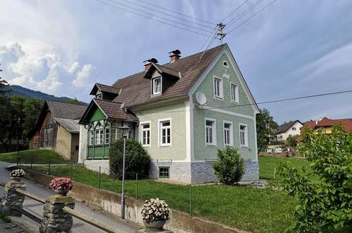 Haus mit Potential im Naturpark Almenland