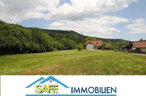 Wernberg: Sonniges, großes Baugrundstück in Umberg, Teilung möglich