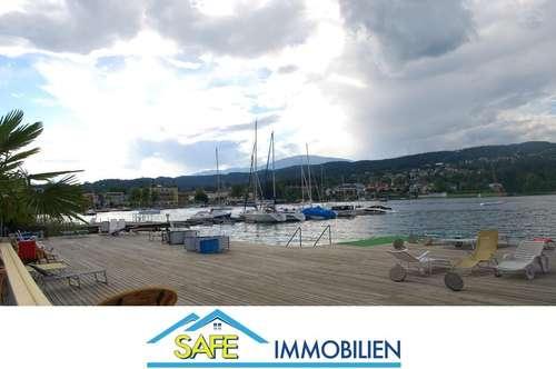 Velden am Wörthersee: Neuwertige Wohnung mit Seezugang in der Veldener Bucht!