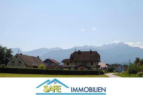 Velden/Latschach: großzügiges Landhaus mit Nebengebäude, Carport und großem Garten!
