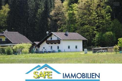 Klagenfurt Land/Tigring: gemütliches Einfamilienhaus in ruhiger Lage nähe Moosburg!