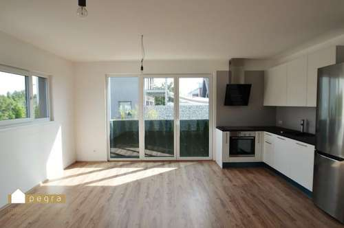 Moderne und helle Wohnung inkl. Küche und PKW-Stellplatz in der Garage