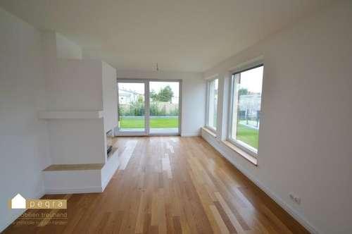 Neubau-Erstbezug: Einfamilienhaus in gekuppelter Bauweise, provisionsfrei!