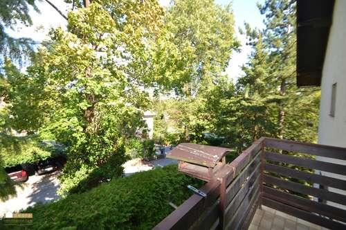 kleine Singlewohnung mit Balkon und Garagenabstellplatz