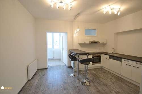 unbefristeter Mietvertrag! schöne Wohnung mit moderner großer Küche