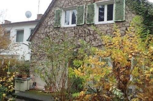 Einfamilienhaus beim Lainzer Tor!
