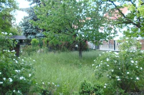 Einfamilienhaus mit großem Garten!