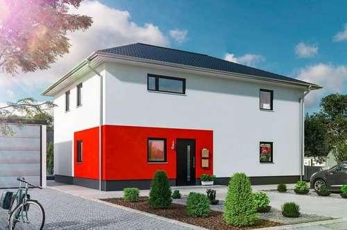 Haushälfte Linz 91 schlüsselfertig in Ziegel-Massiv - Projekt auf Grundstück nahe Ried i.I.