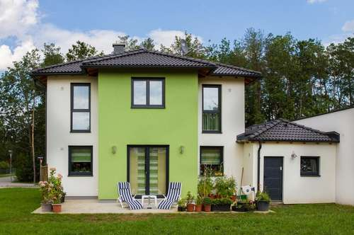 Villa 126 in Rottenbach, Town&Country Massivhaus