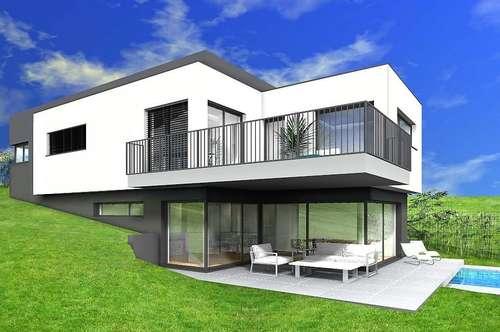 Architektenhaus in Grünruhelage mit Fernsicht - Provisionsfrei
