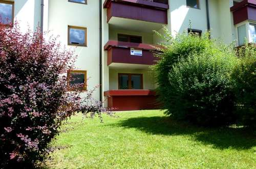 Gartenwohnung, 2 Schlafzimmer, TG-Platz