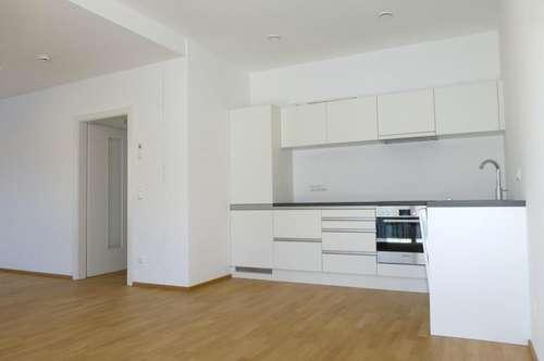 3-Zi-Mietwohnung mit Balkon, Neubau
