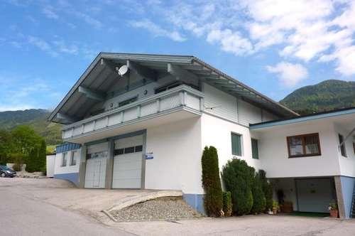 Eigentumswohnung mit großem Südbalkon und Garage