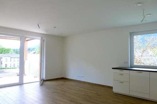 2-Zimmer Mietwohnung mit Balkon und TG-Platz