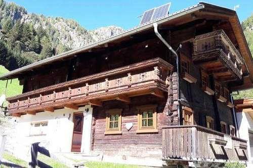 Romantisches Bauernhaus zu verkaufen