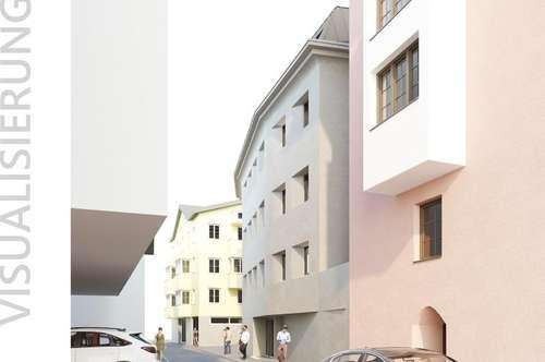 NEUBAU - Zwei-Zimmer-Gartenwohnung im Schwazer Zentrum zu verkaufen