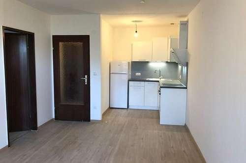 2-Zimmer Wohnung mit Terrasse!