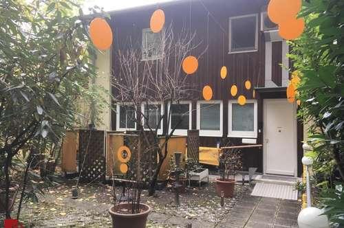 Extravagente 2 stöckige Wohnung mit Treppenlift