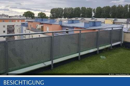 Wiener Neustadt - moderne, ruhige Maisonnettenwohnung mit Terrasse